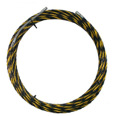 Fish Tape Thread Or Retrieve Electrical Wires And Cables